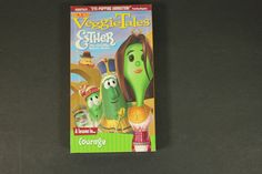 Veggie Tales Esther The Girl Who Became Queen A Lesson in Courage VHS Tape in DVDs & Movies, VHS Tapes | eBay