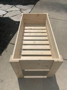 Garden Box Plans, Planter Box Plans, Raised Planter Boxes, Raised Garden Bed Plans, Garden Planter Boxes, Wood Planters, Small Garden Box Ideas, Elevated Planter Box, Elevated Garden Beds