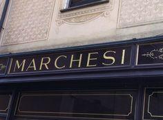 FOOD // Pasticceria Marchesi. Via Santa Maria della Porta 11, Milano.