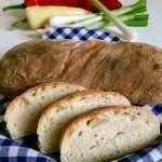 Kenyér recept  – joghurttal – nagyon finom Baked Potato, Potatoes, Bread, Baking, Ethnic Recipes, Food, Yogurt, Potato, Brot