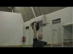 Kettlebell: Turkish Get Up (TGU) http://GreatAdvice.TV