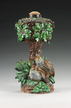 Lonitz majolica Glazed and Confused