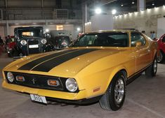 In Pics: 8 classic beauties you'll want to own 1971 Ford Mustang, Classic Beauty, Muscle Cars, Vintage Cars, Classic Cars, Bike, Bicycle, Vintage Classic Cars, Bicycles