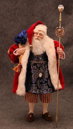 Santa in America by Kat Soto 2014