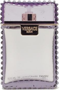 Versace Man By Gianni Versace For Men. Aftershave Lotion 3.3 Ounces