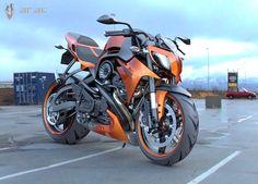 Motor: Arac ZXS Motorcycle Concept | mypinkadvisor.com