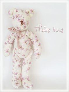 Куклы Тильды ручной работы. Ярмарка Мастеров - ручная работа Мишка Соня. Handmade.