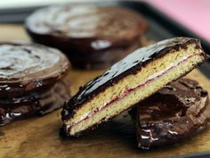 Chocolate Wheels Recipe