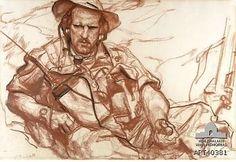 Ivor Hele Australian Artist   Mike Kowalski - Blog