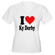 I heart the ky derby