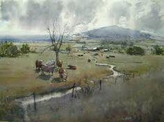 Resultat d'imatges de joseph zbukvic watercolor