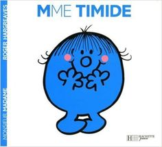 Amazon.fr - Madame Timide - Roger Hargreaves - Livres