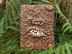 TreeMan Journal.  Great gift for kids and adults.  http://www.magicalworldjournals.co.uk/shop/treeman-journal/    #gift #present #children #journaling