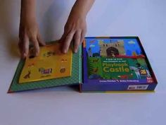 Playbook Castle - Pop-up Book and Play Mat