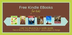 This list has a ton of different types of Kindle books that are free today. You don't have to have a Kindle to read them either.