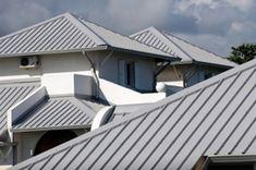 Metal Hip Roof