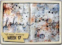 """""""48 weeks"""" - week 17 MAGIC..."""