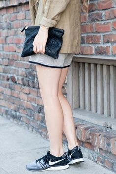 5 Local Tastemakers Show Us How To Make Sneakers Chic #Refinery29
