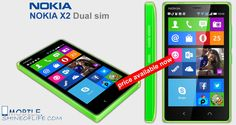 'NOKIA X2 dual', for detail: http://mobile.shineoflife.com/nokia-x2-dual-sim.html  #latest #updates #news #mobiles #cellphone #smartphone #android #new #nokiax2dual