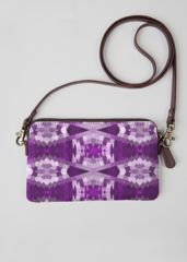 Statement Bag - Abstract Petals by VIDA VIDA 286CCsp9F8