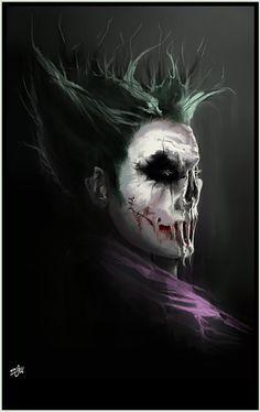 The Joker by Andy Fairhurst