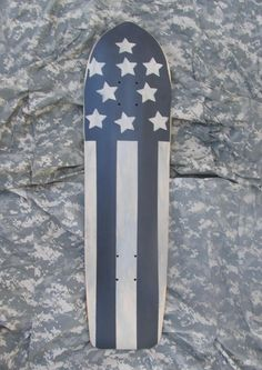 Check out this item in my Etsy shop https://www.etsy.com/listing/526326964/unk-rocket-deck-with-ir-flag-inspired