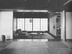 Kazuo Shinohara - Umbrella House, Tokio 1961