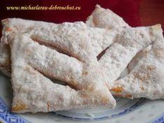 Dobrou chuť: Boží milosti Churros, Mini Cakes, A Table, Food And Drink, Bread, Dishes, Cooking, Desserts, Recipes