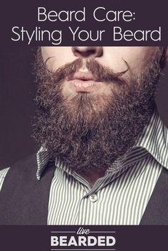 <img> Beard Care Tips: Styling Your Beard Stubble Beard, Beard Wax, Men Beard, Beard Trimming Guide, Beard Growth Tips, Hair Growth, Best Beard Care Products, Beard Logo, Patchy Beard