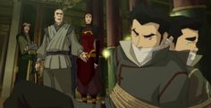 the legend of korra season 3 episode 10 There Is Only Darkness review