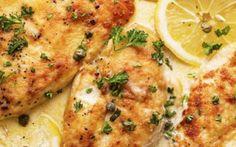 Пиле с мляко и лимон