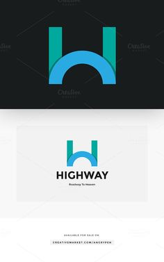 Hihgway   Letter W   Letter H  @creativework247