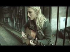 Lissie...live.  Anyone can sound good in a studio, but sounding this amazing belting it out on a London street?  Pure talent.