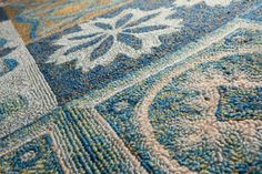 Namada Blue Rugs from Papilio