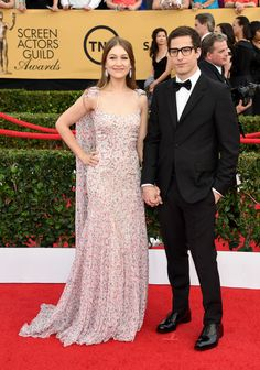 SAG Awards 2015: The Best Dressed Celebrities from the Red Carpet – Vogue