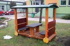 Realizácie - Smajlik - Detské drevené ihriskaSmajlik – Detské drevené ihriska