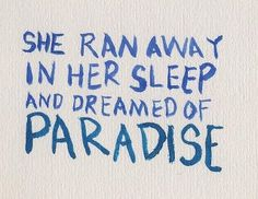 Paradise-Coldplay