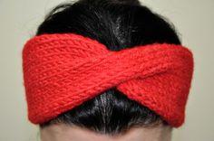 Örgüden Saç Bandı (Bandanası) Nasıl Yapılır? (Baştan Sona Anlatımlı)