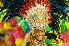 #Travel to #Rio de Janeiro in February 2017 & experience the biggest & most colorful party in the world...the #RioCarnival! #tt #Brazil @natgeotravel @bbctravel  Photo by Leandro Neumann Ciuffo