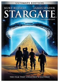 Charles Kowalski from Stargate