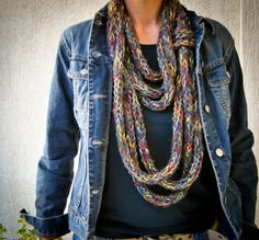 Handmade scarf!!