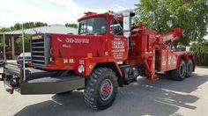 Old Mack Trucks, Big Rig Trucks, New Trucks, Cool Trucks, Fire Trucks, Dump Trucks, Trailers, 6x6 Truck, Towing And Recovery