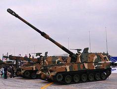 Suomen puolustushallinto on aloittanut valtioiden väliset neuvottelut Etelä-Korean kanssa käytettyjen telatykkien hankkimisesta.