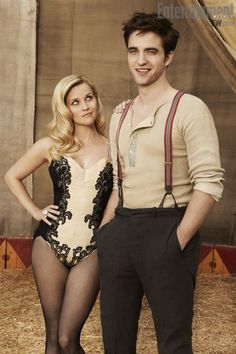 reese and rob in water for elephants, though I haven't seen it yet