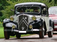 Cars of Futures Past – Citroen Traction Avant | Hemmings Daily