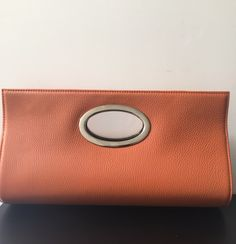 Champagne bag Orange