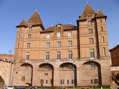Musée Ingres - Ancien évêché. Montauban (Tarn-et-Garonne)