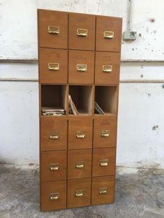 Aktenschrank antik  http://www.ebay.de/itm/Rolladenschrank-Antik-Jalousieschrank-Holz ...