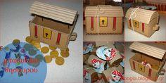 κόκκινη ξυλομπογιά: χειροποίητα δώρα