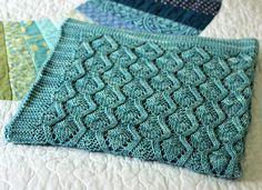 Smooth Sailing Baby Blanket by tanislavallee, via Flickr